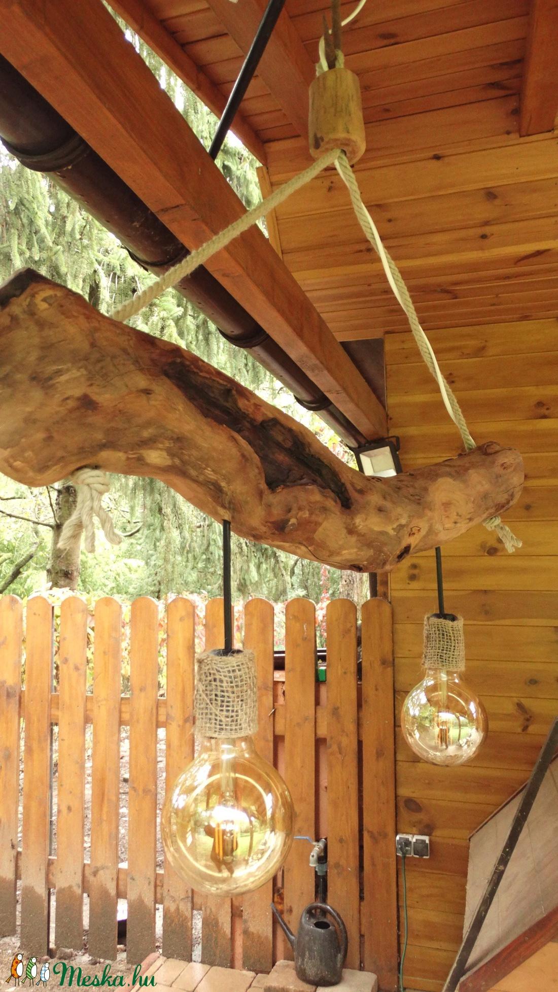 Almafa mennyezeti lámpa - otthon & lakás - lámpa - fali & mennyezeti lámpa - Meska.hu