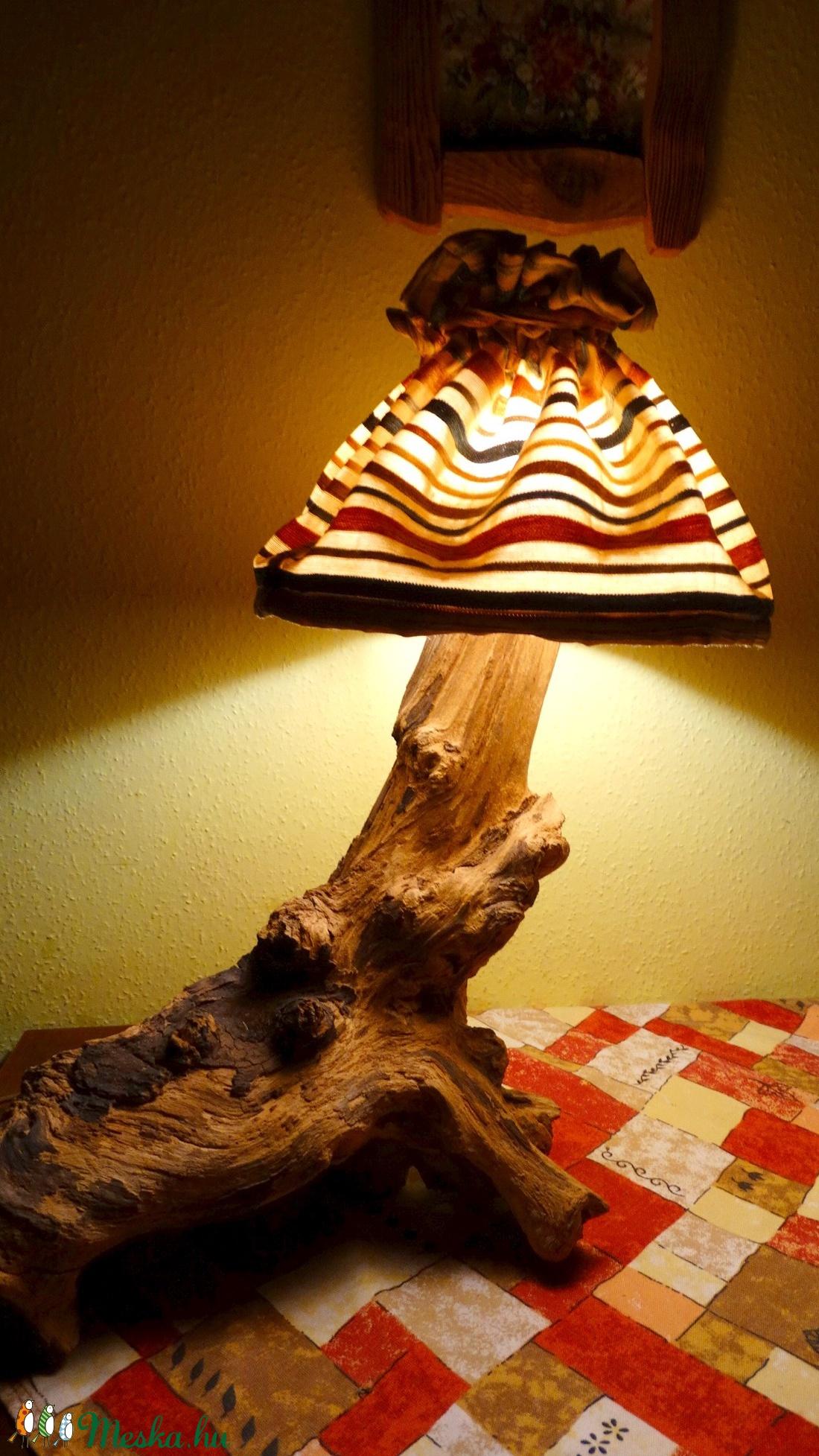 Lámpa - otthon & lakás - lámpa - asztali lámpa - Meska.hu
