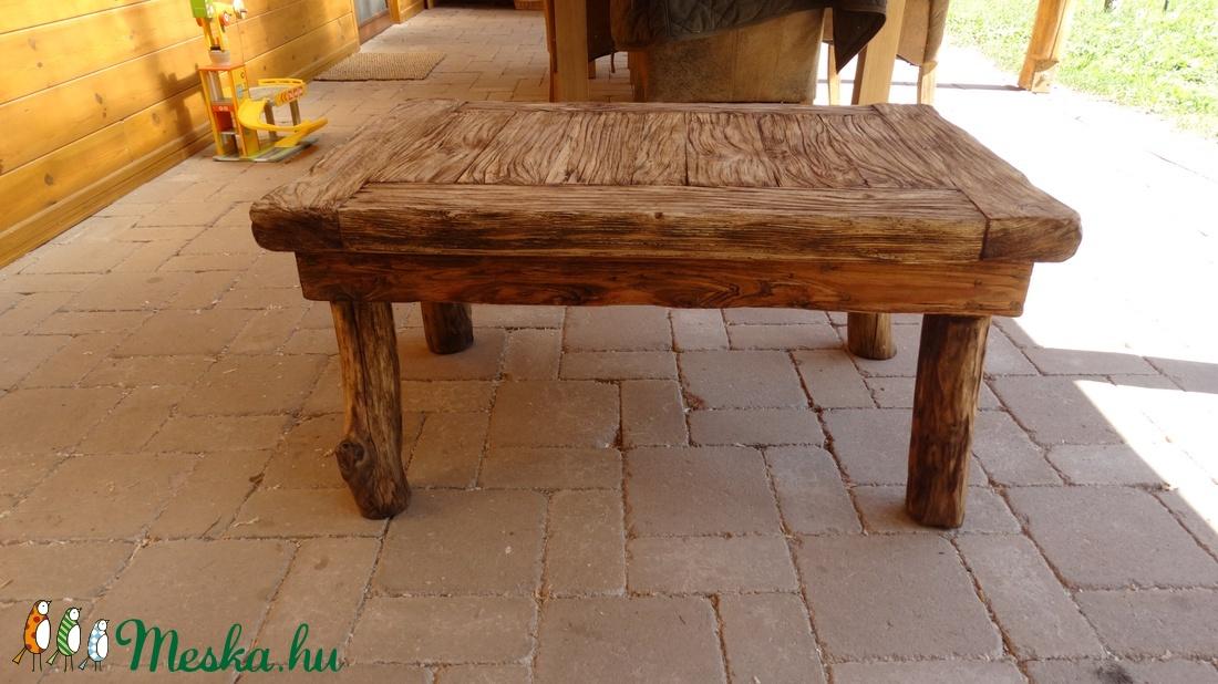 Dohányzó asztal - otthon & lakás - bútor - asztal - Meska.hu