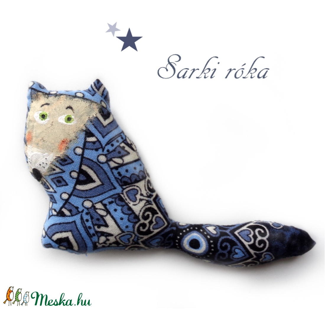 Sarki róka (FANYUVASZTO) - Meska.hu