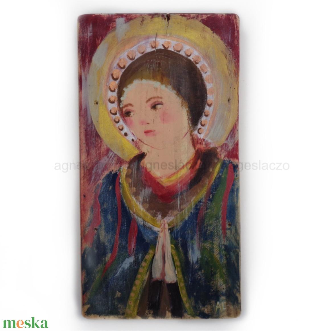 Madonna - karácsony & mikulás - karácsonyi dekoráció - Meska.hu