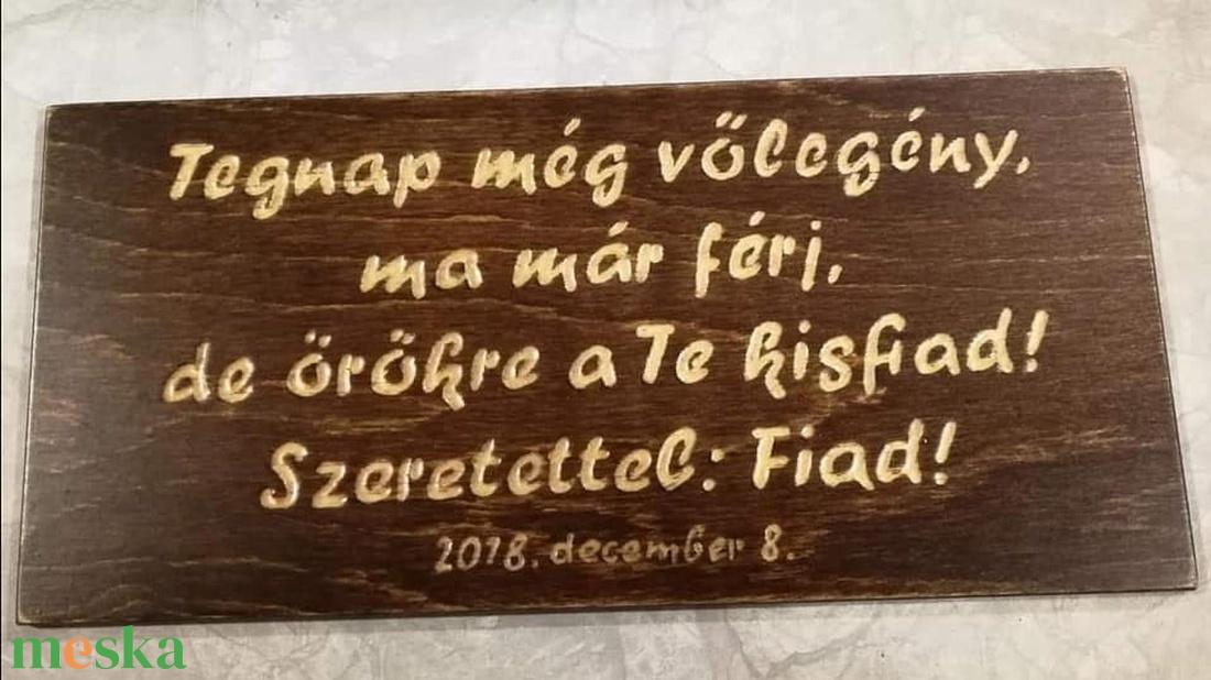 szülő köszöntő - esküvő - emlék & ajándék - szülőköszöntő ajándék - Meska.hu