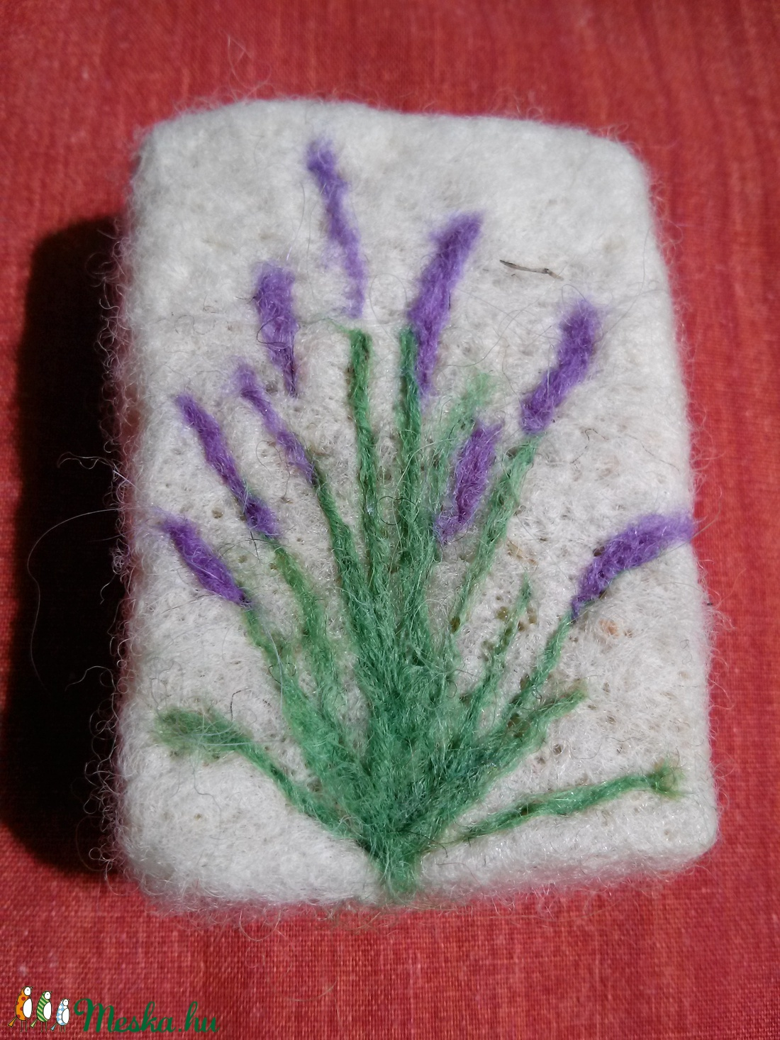 Virágos szappan (Fito) - Meska.hu