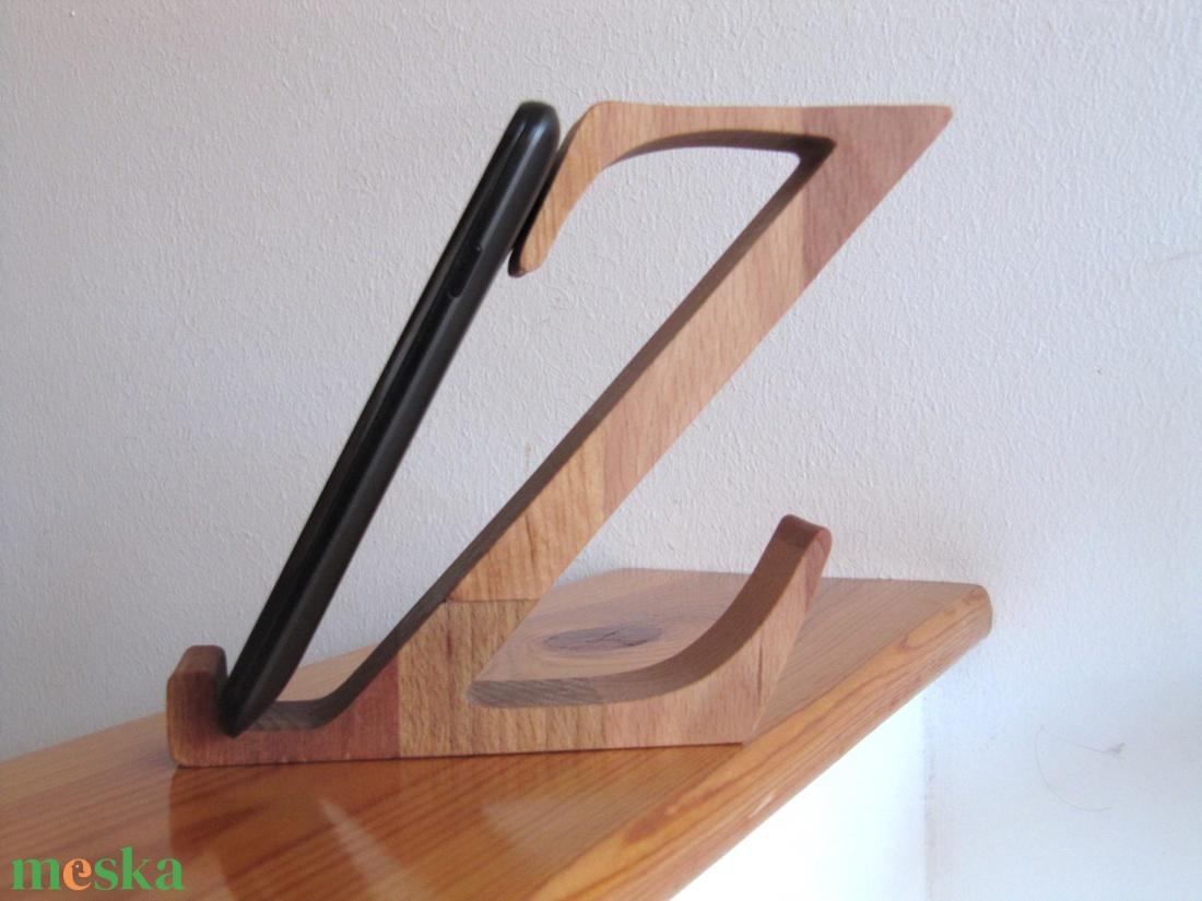 Mobiltartó Z betűvel - táska & tok - laptop & tablettartó - Meska.hu