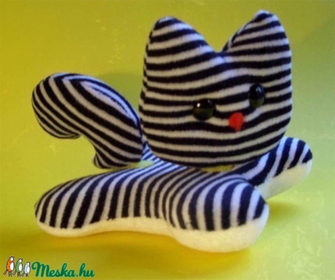 Tépőzáras cica (gabiga) - Meska.hu