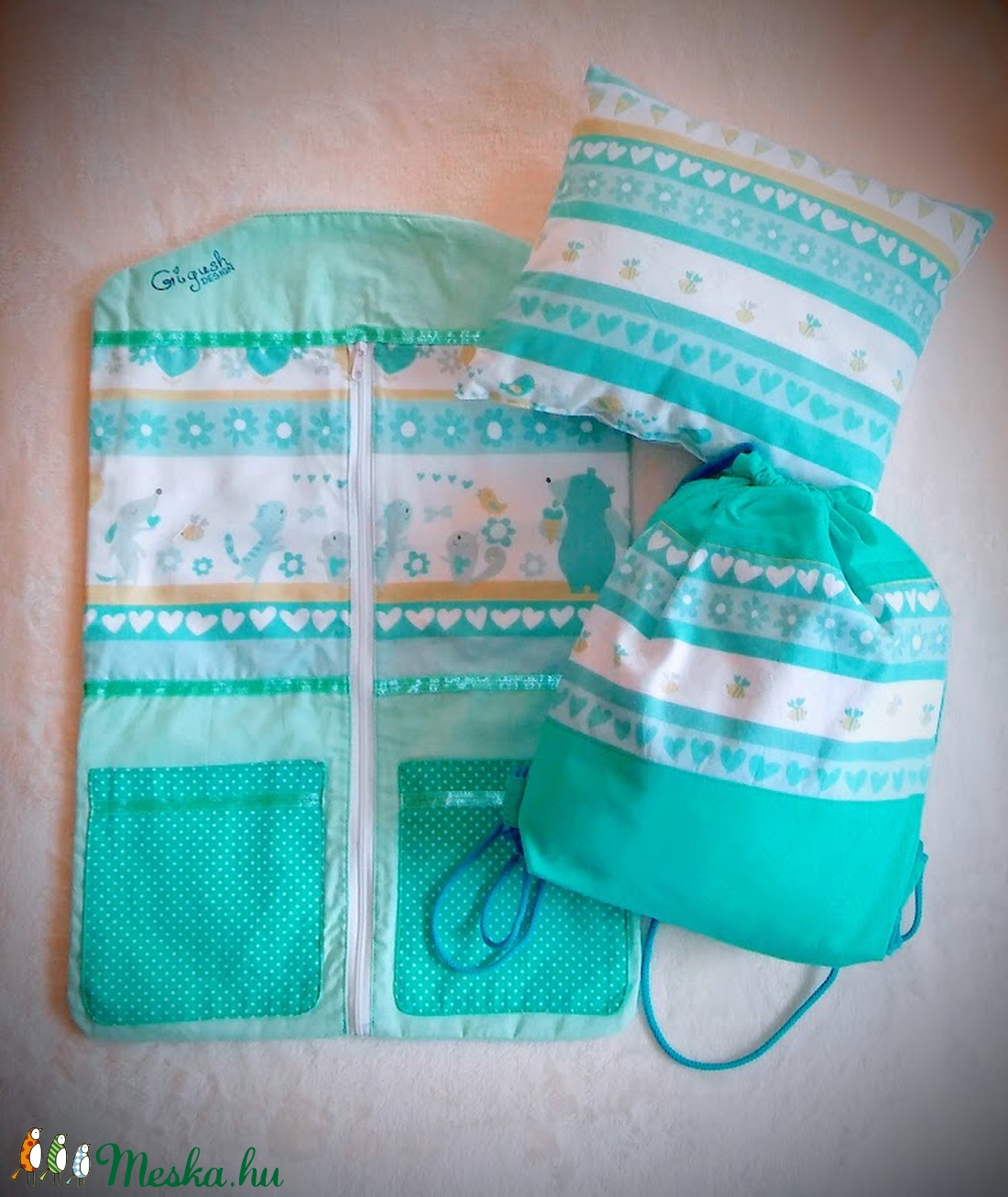 Ovis csomag kék (Gigush) - Meska.hu