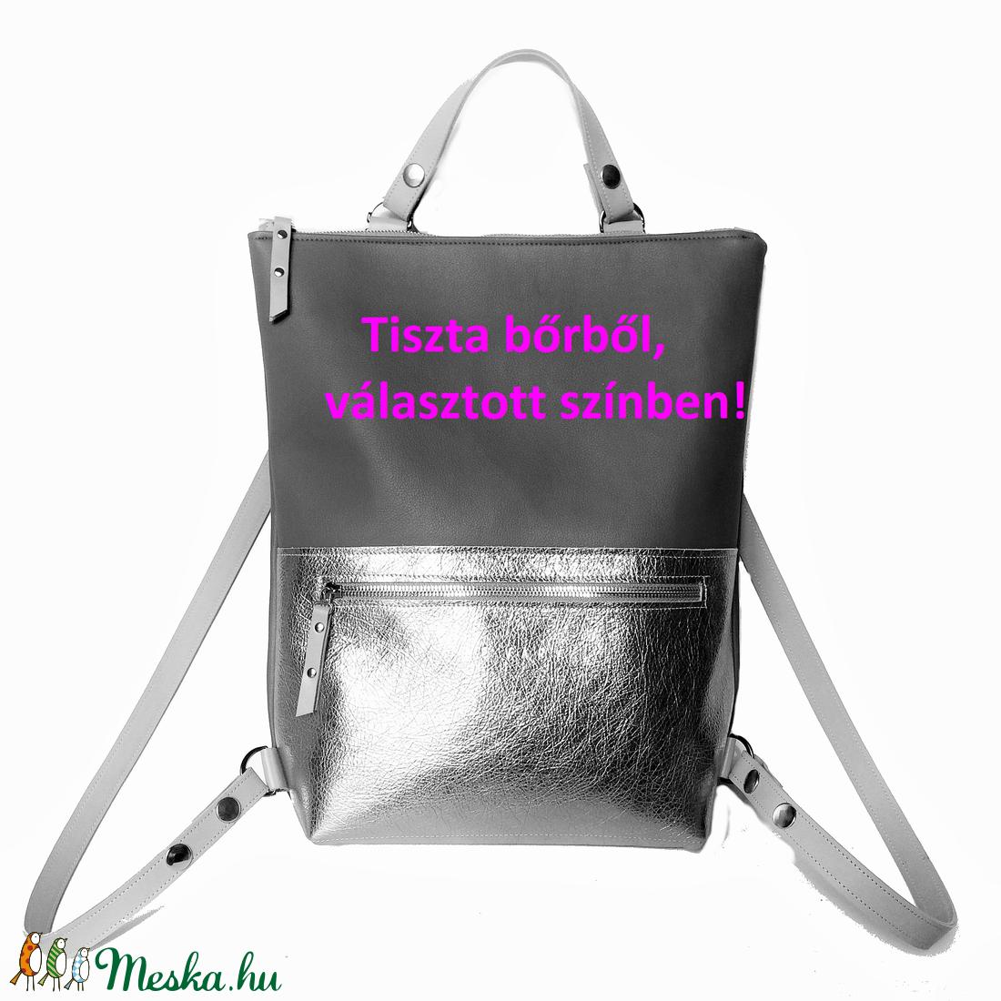 Tekla s hátizsák marhabőr választott színben rendelhető (hegymegigabi) -  Meska.hu 76bfcbfda3