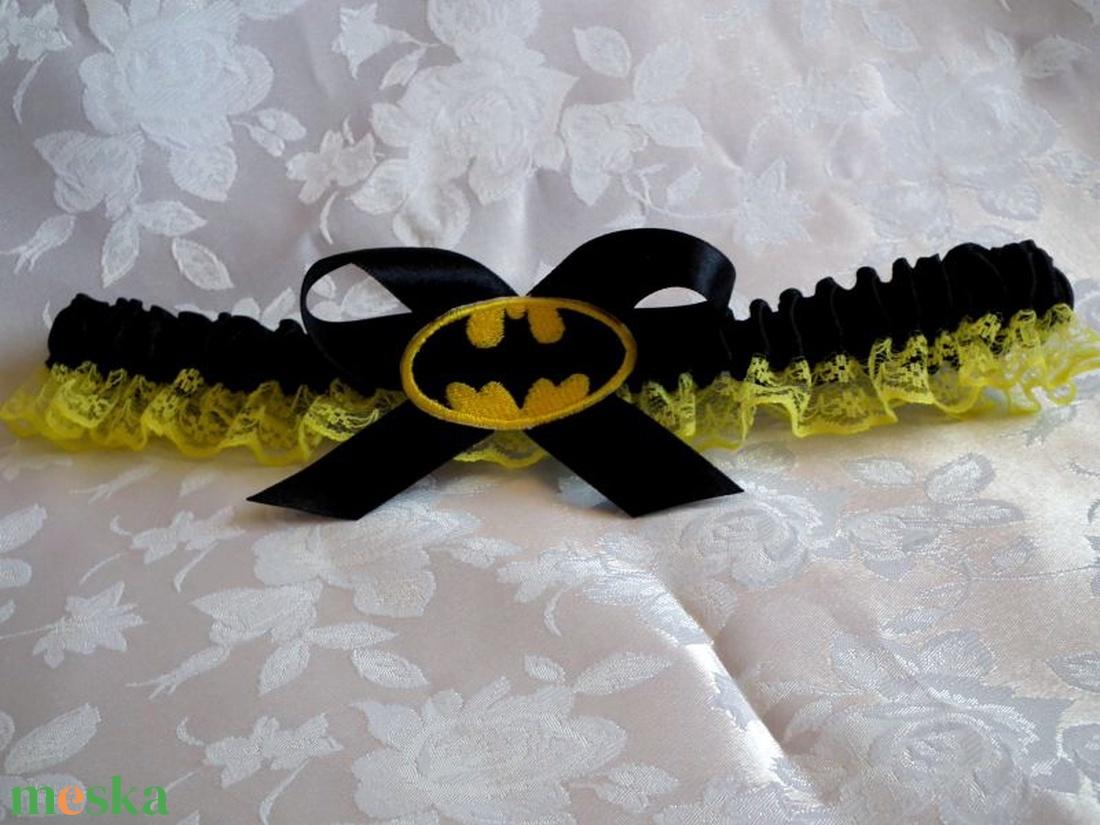 Batman szatén combcsipke (heidy3) - Meska.hu 3c1835b3d7