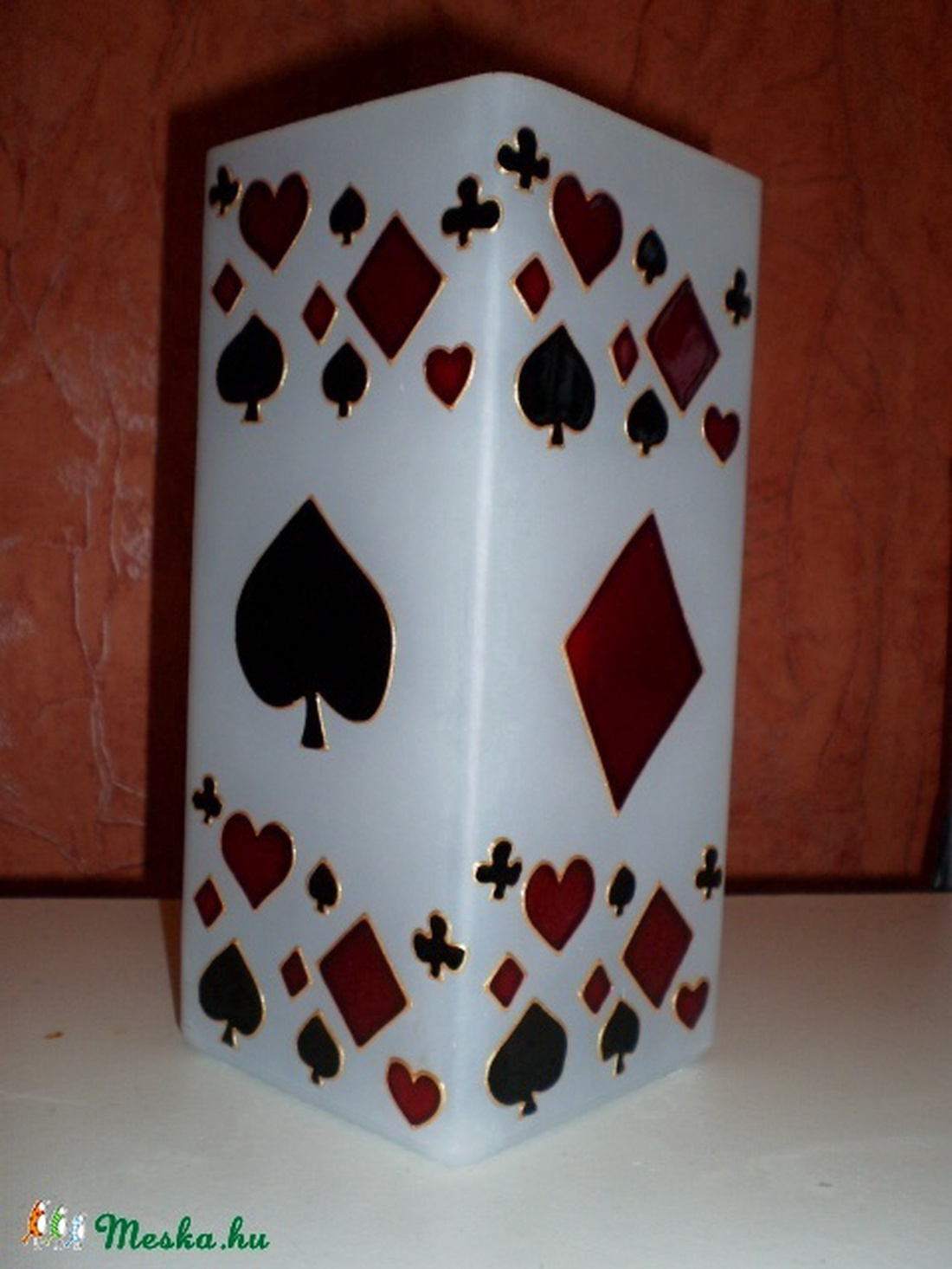 Poker lampa