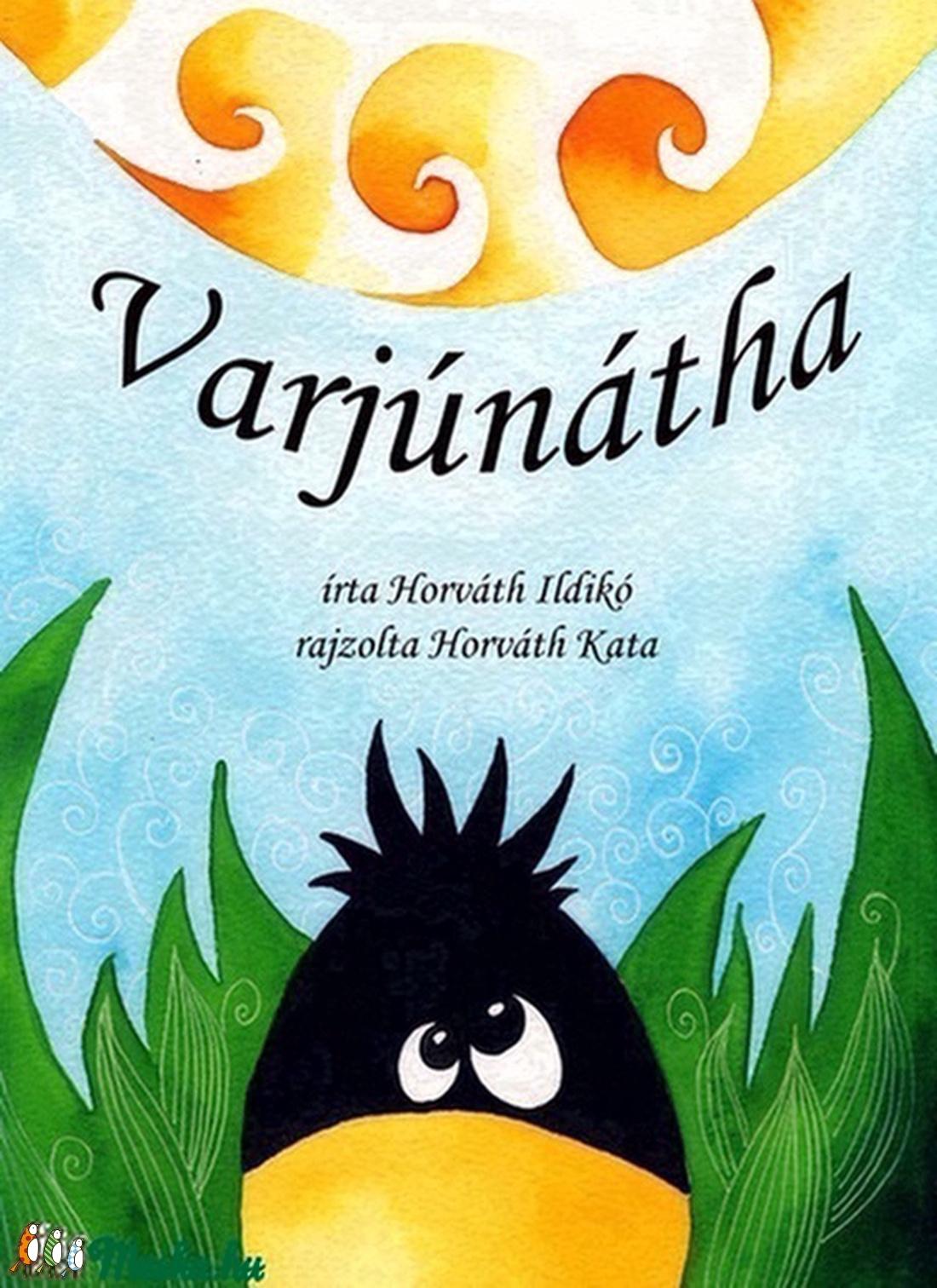 Varjúnátha- könyv  - otthon & lakás - papír írószer - könyv - Meska.hu