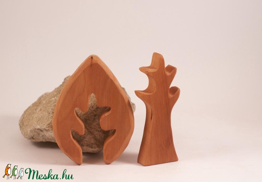Fa fa, fa építő, kirakó - játék & gyerek - építőjáték - Meska.hu