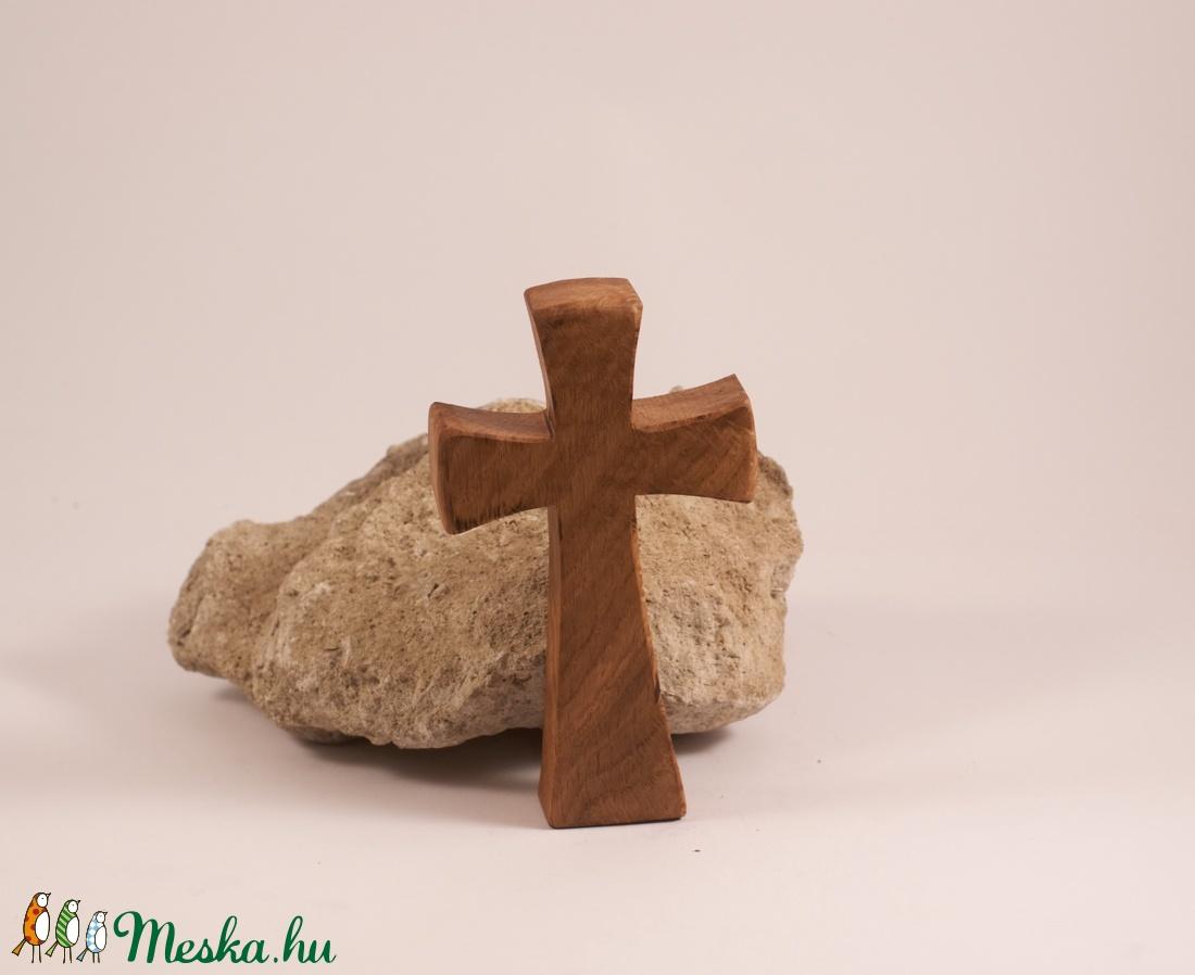 Fakereszt, fali kereszt  - otthon & lakás - spiritualitás & vallás - kereszt - Meska.hu