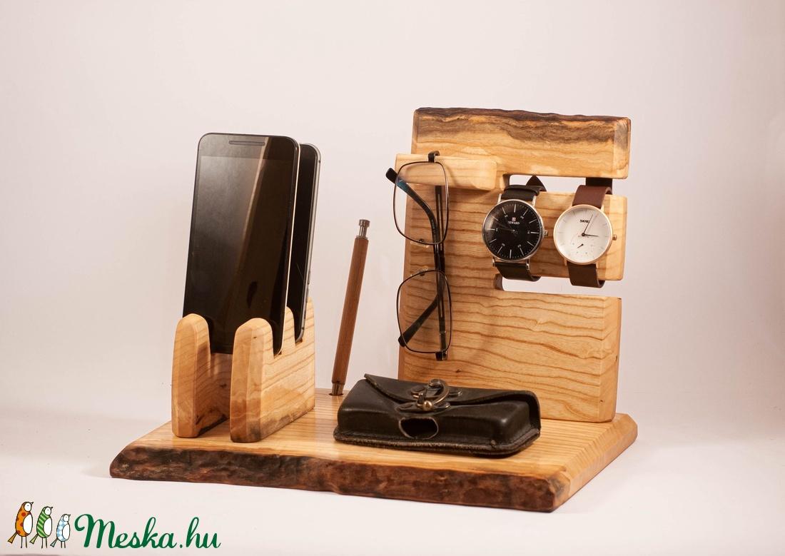 2 Mobil-, szemüveg-, óra-, toll tartó, asztali rendező - otthon & lakás - tárolás & rendszerezés - íróasztali tároló - Meska.hu
