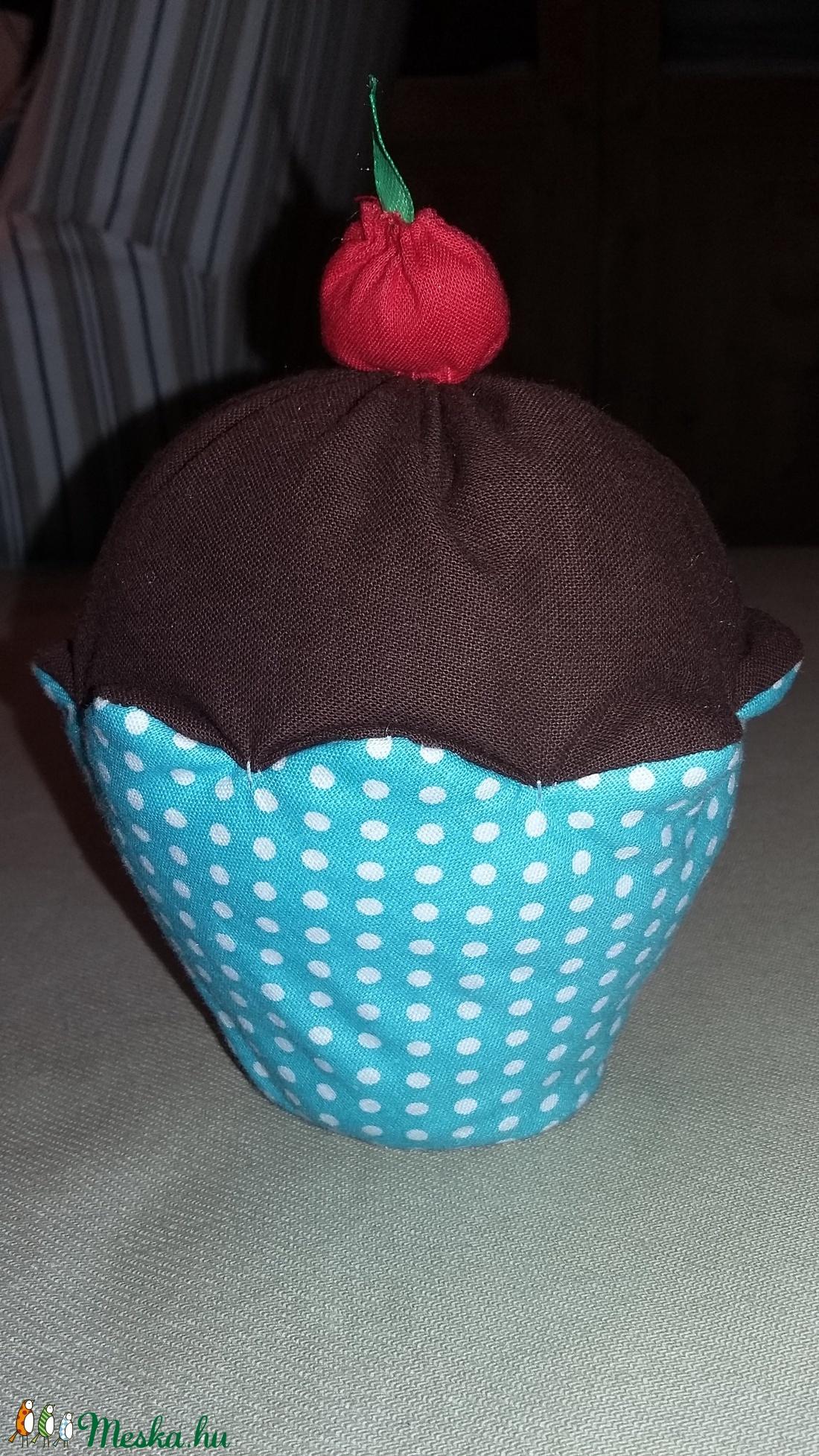 Muffin csokis (HollyH) - Meska.hu