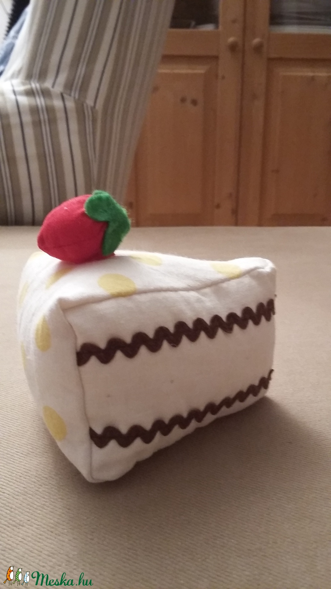Torta csoki krémes (HollyH) - Meska.hu