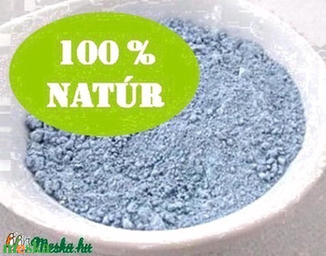 500 gr KÉK AGYAG (természetes, adalékmentes) - vegyes alapanyag - szappan - Meska.hu