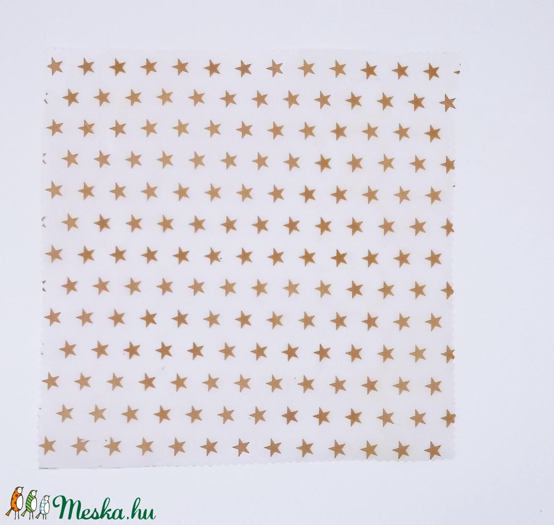 Méhviaszos csomagoló (ilditextilkuckoja) - Meska.hu