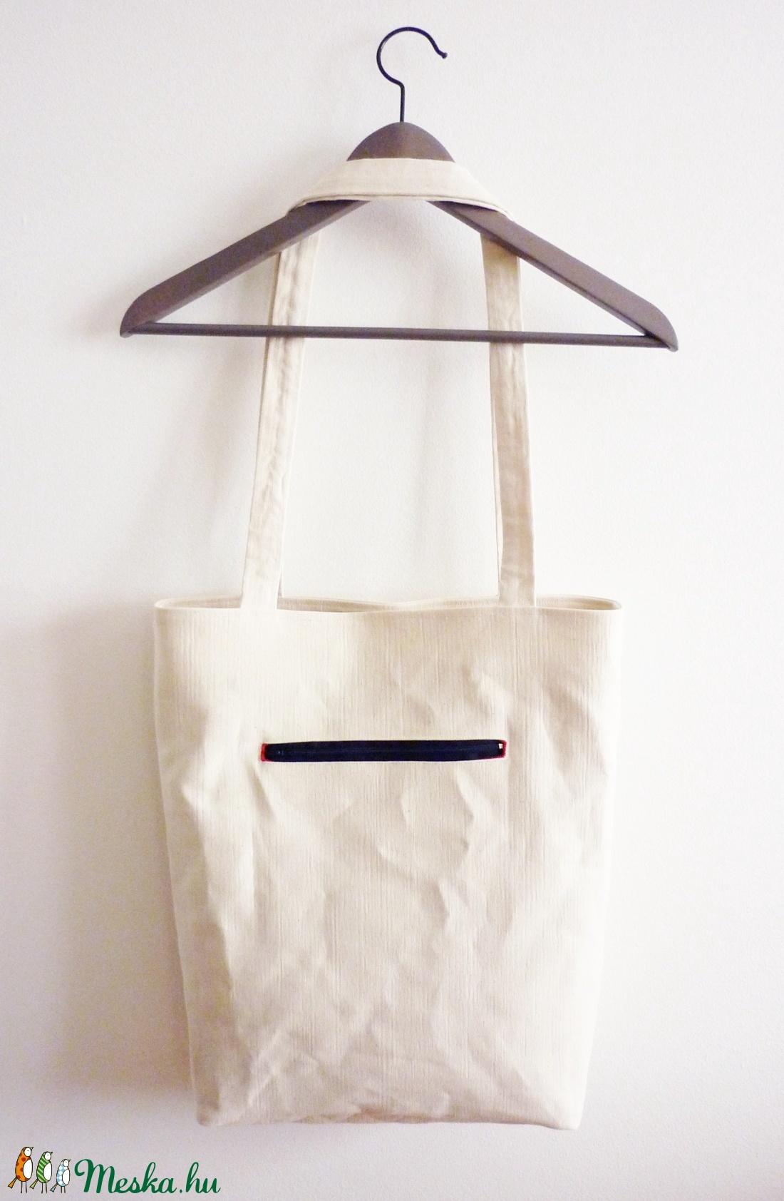 Kecskés válltáska, bevásárlótáska - táska & tok - bevásárlás & shopper táska - shopper, textiltáska, szatyor - Meska.hu