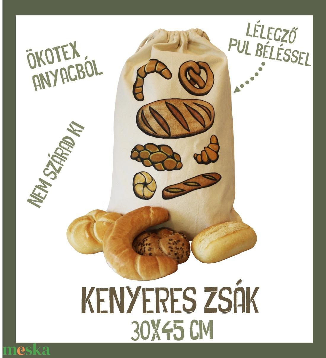 Kenyeres zsák (IndigoMuhely) - Meska.hu