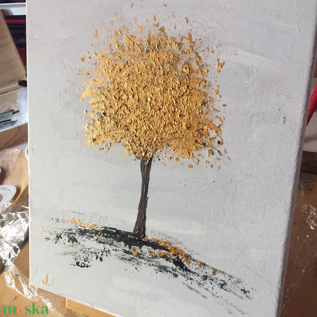 Az élet fája Gold  (Jeanel) - Meska.hu