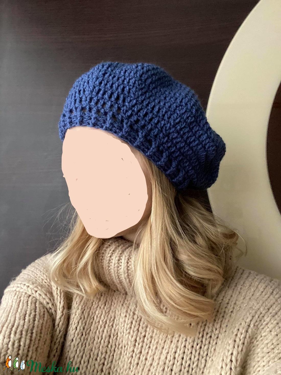 Női barett fazonú sapka választható színekben - ruha & divat - sál, sapka, kendő - sapka - Meska.hu