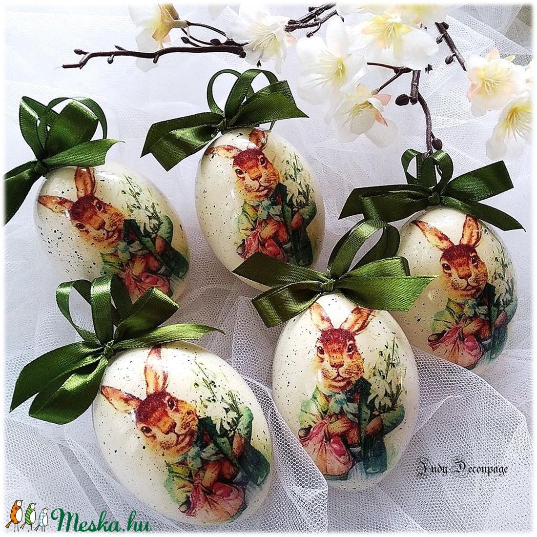 Szétnyitható nyuszis tojások (Judydesing) - Meska.hu