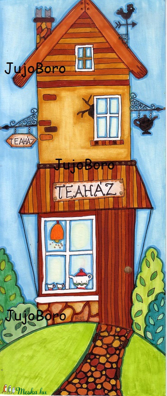 Teaház (JujoBoro) - Meska.hu