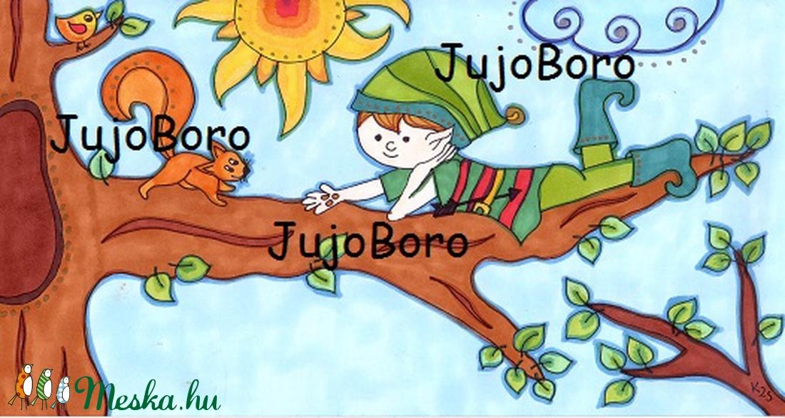 Mókusetetés (JujoBoro) - Meska.hu