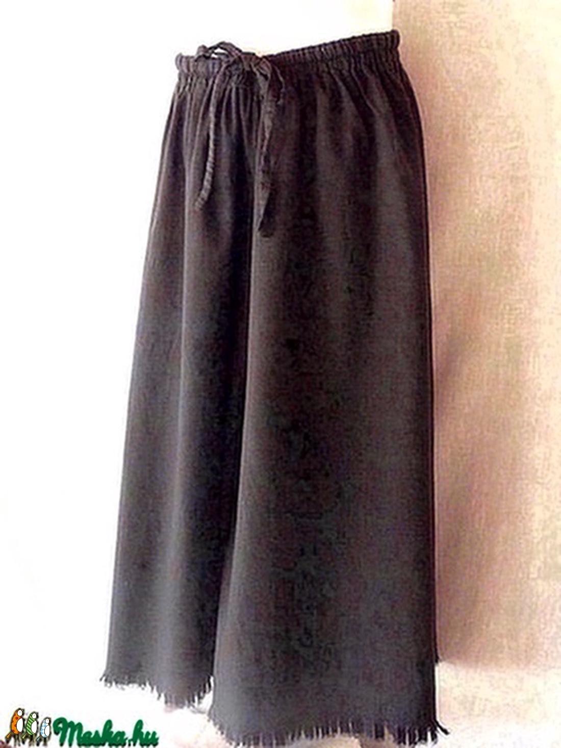 bőgatya fekete L,XL,XXL - ruha & divat - férfi ruha - nadrág - Meska.hu