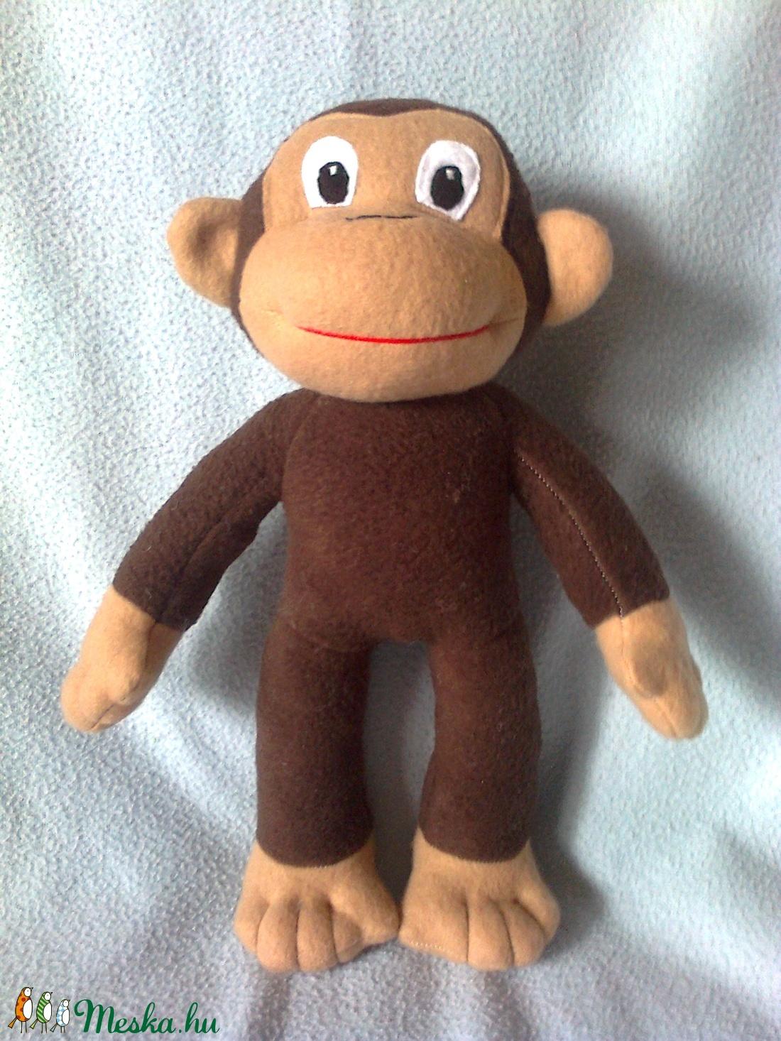 Bajkeverő majom (Kataanya) - Meska.hu