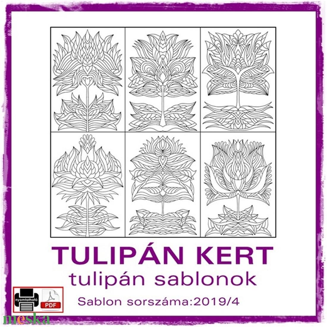 TulipánKert 2019/4 (kedo) - Meska.hu