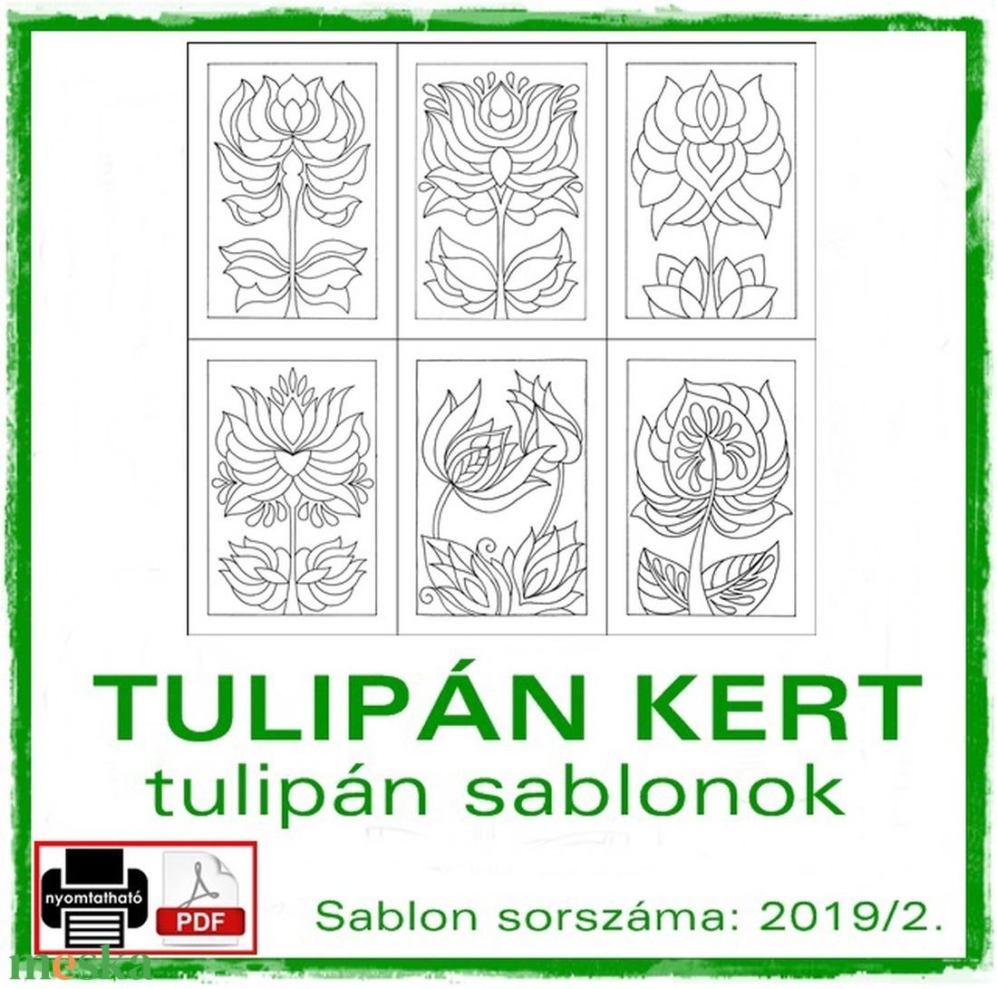 TulipánKert 2019/2 (kedo) - Meska.hu