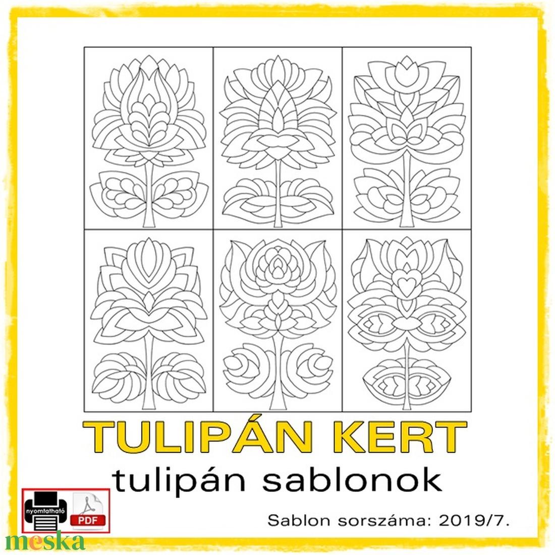 TulipánKert 2019/7 (kedo) - Meska.hu