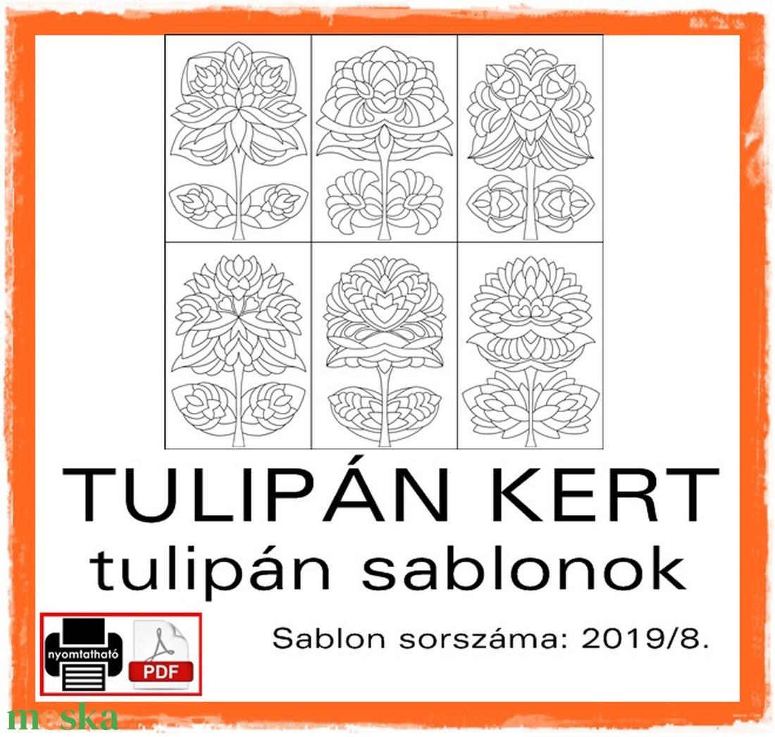 TulipánKert 2019/8 (kedo) - Meska.hu