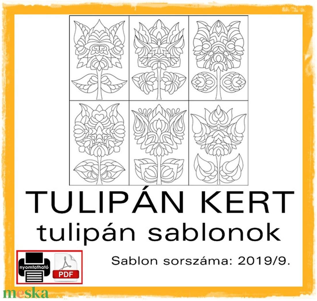 TulipánKert 2019/9 - Meska.hu
