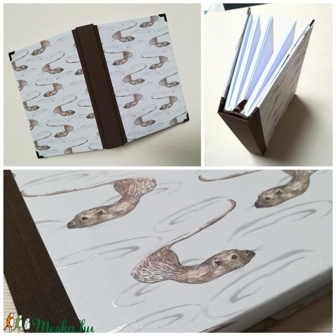 Vidrák- egyedi napló természetbarátoknak - otthon & lakás - papír írószer - jegyzetfüzet & napló - Meska.hu