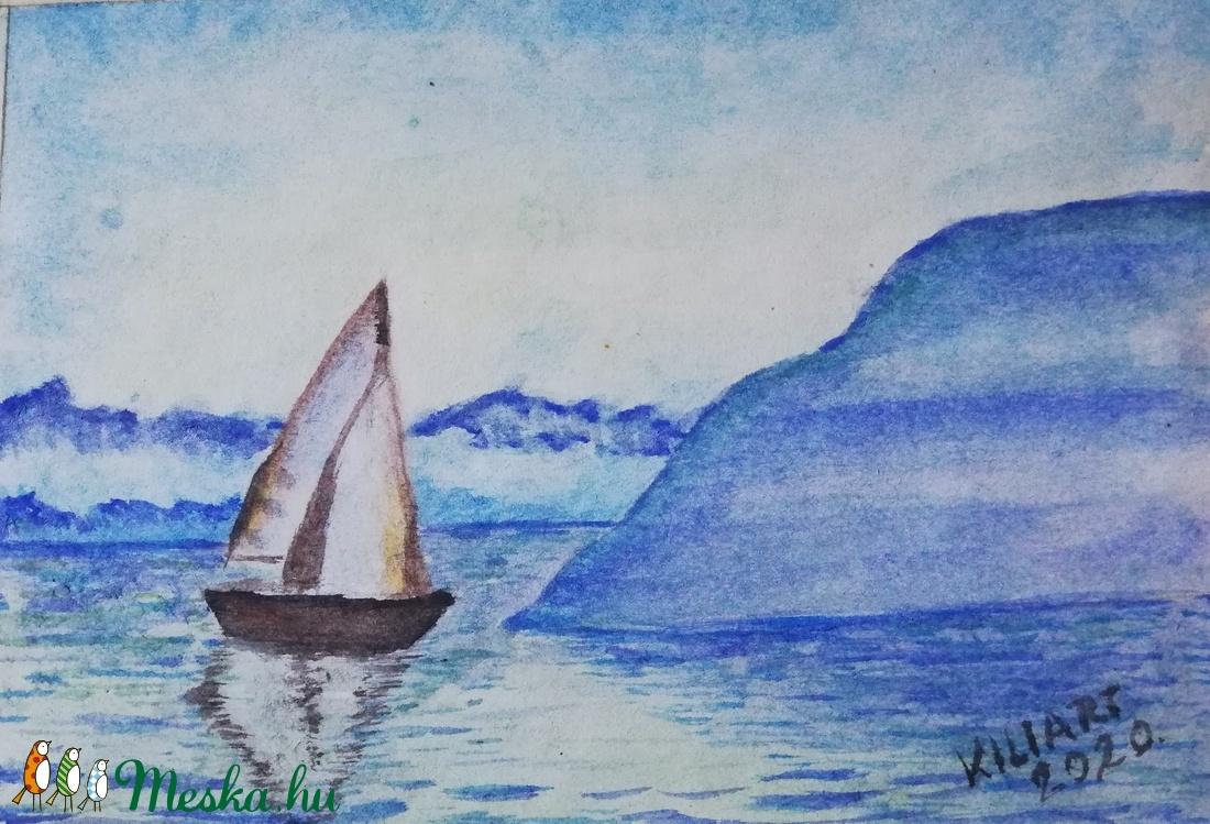 Kikötő (Kiliart) - Meska.hu