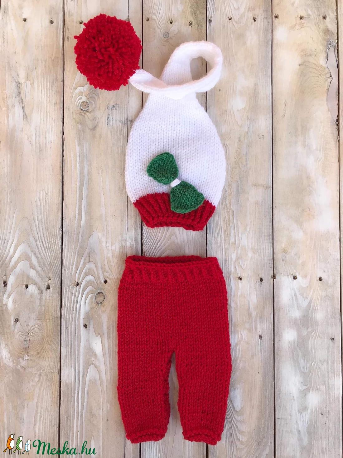 Karácsonyi szett (knitery) - Meska.hu