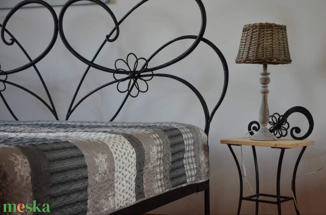 140x200 kovácsolt ágy keret  ( CARMEN) - otthon & lakás - bútor - ágy - Meska.hu