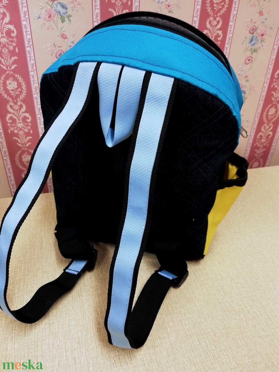 Mesés hátitáska kutya mintával - ovi- és sulikezdés - ovis zsák & ovis szett - ovis hátizsák - Meska.hu