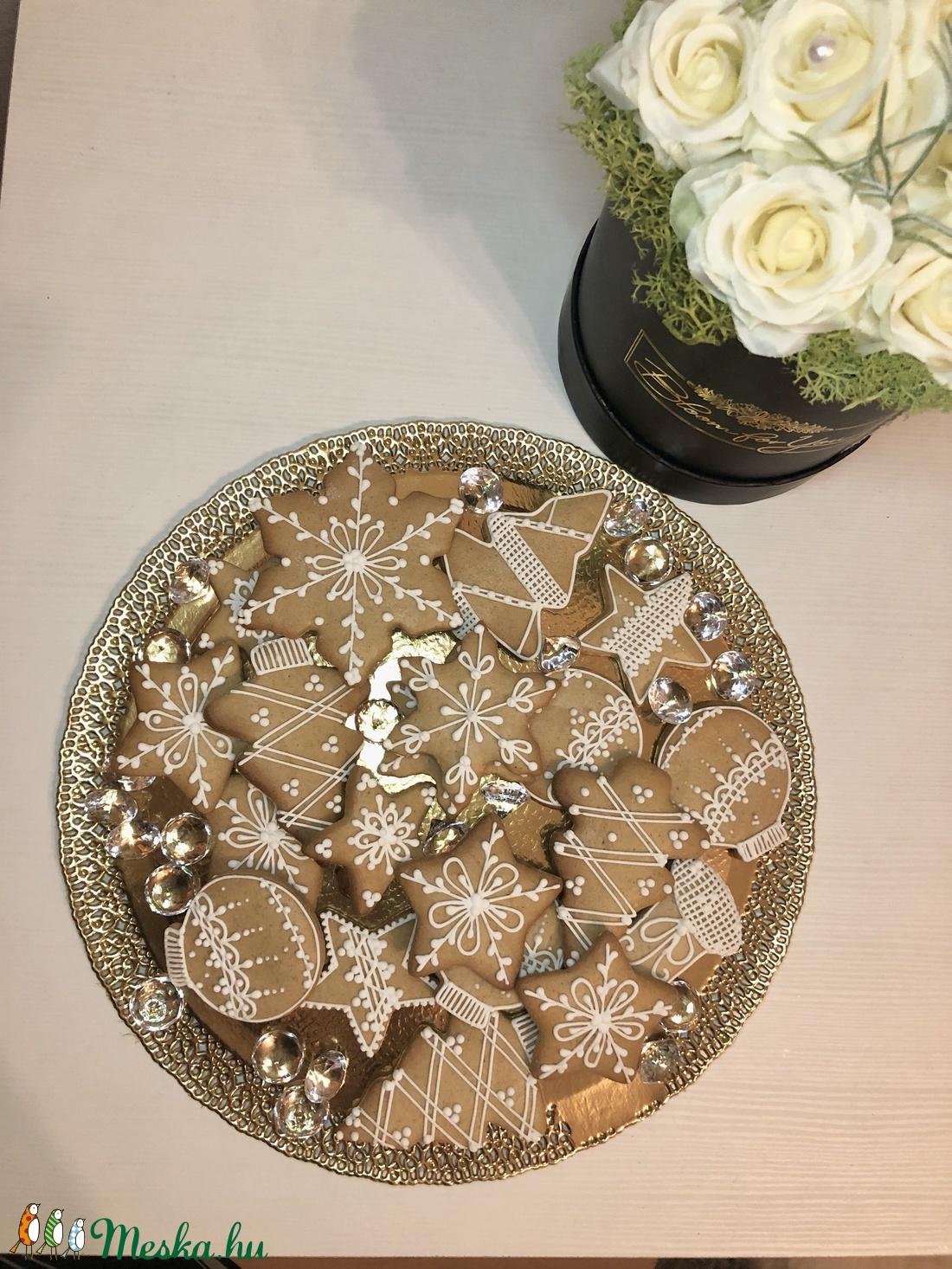 karácsonyi mézes csomag (KrisztinaVivi) - Meska.hu