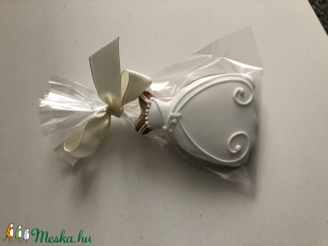 Esküvői köszönő mézeskalács (KrisztinaVivi) - Meska.hu