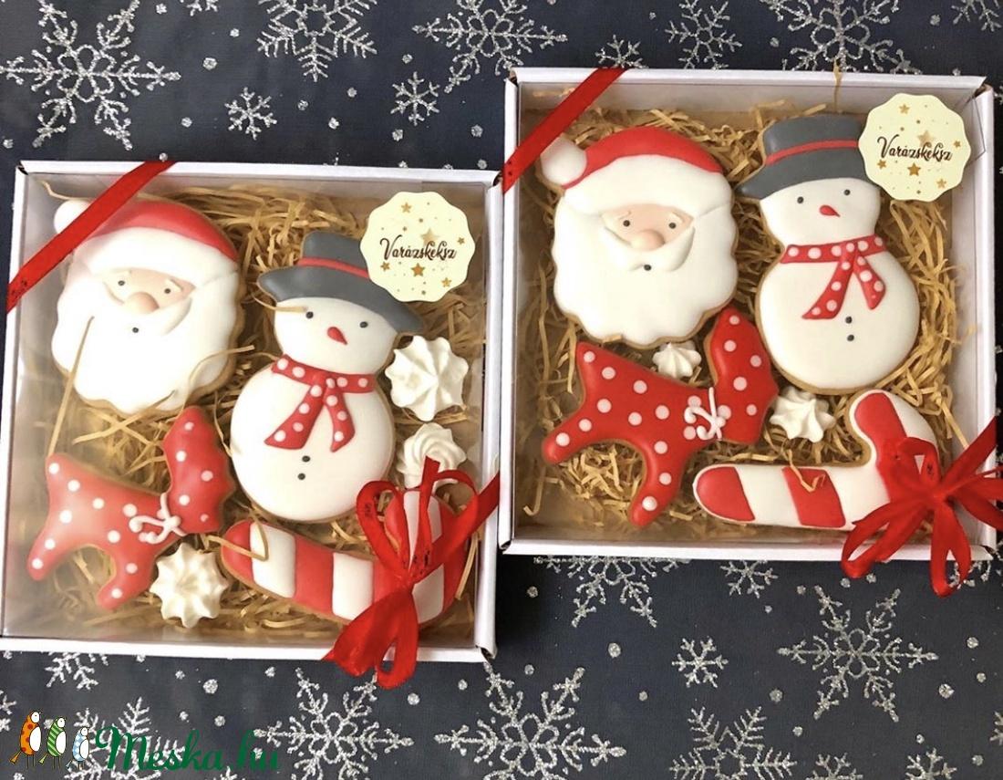 Karácsonyi mézes box (KrisztinaVivi) - Meska.hu