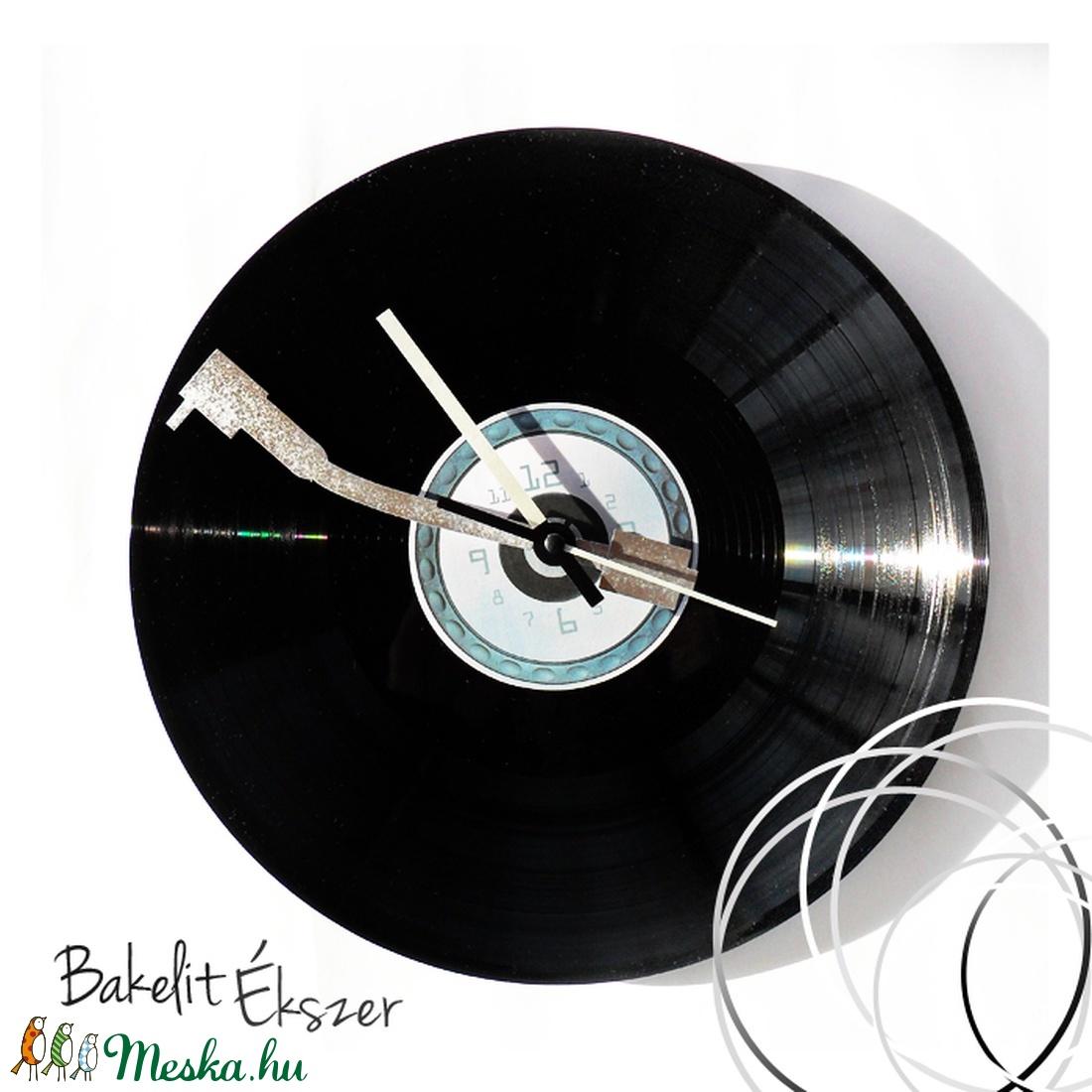 bakelit óra DJ (Krizs) - Meska.hu c13e74ff2d