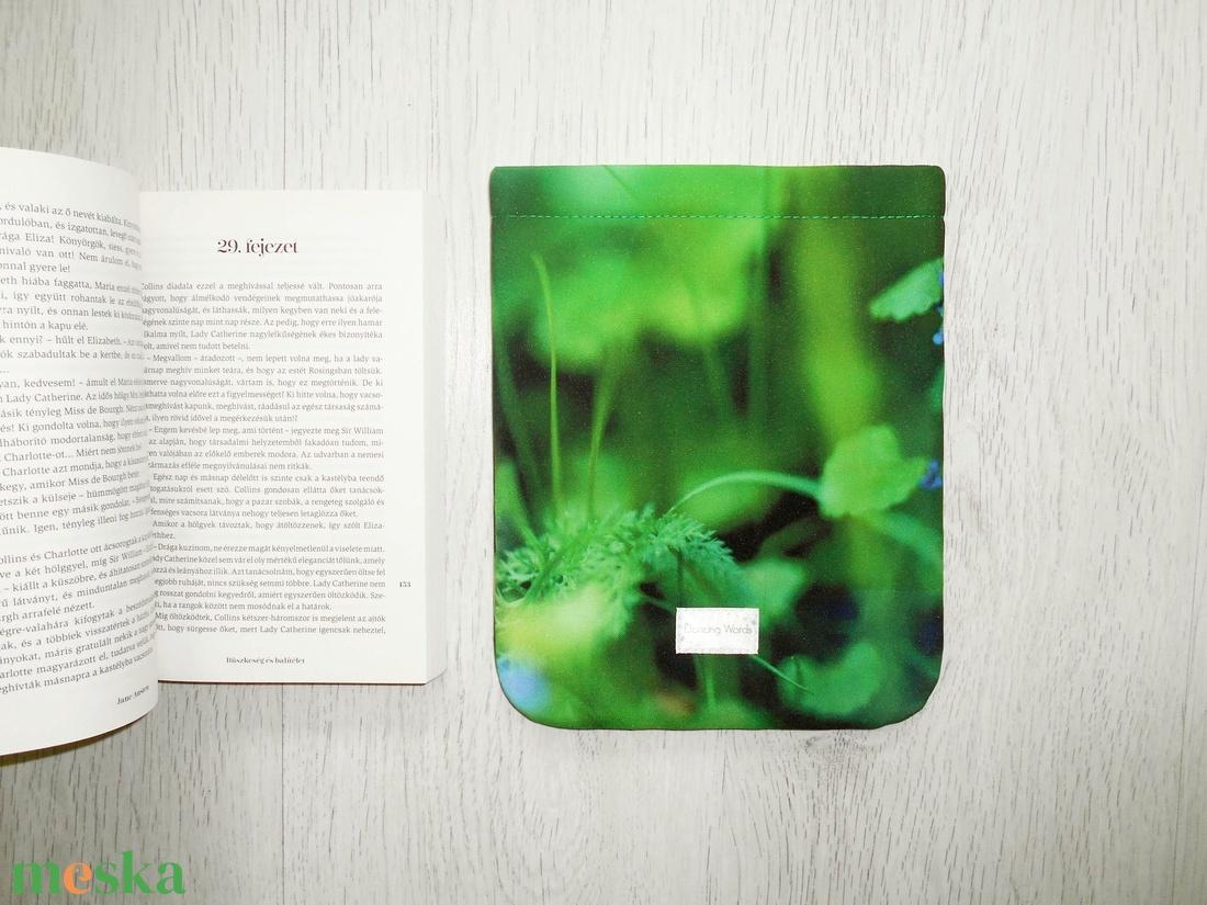 CICUS - Könyv Védő Tok, Könyvölelő, Könyvvászon - VÁLASZTHATÓ MÉRET! - táska & tok - laptop & tablettartó - ebook & tablet tok - Meska.hu