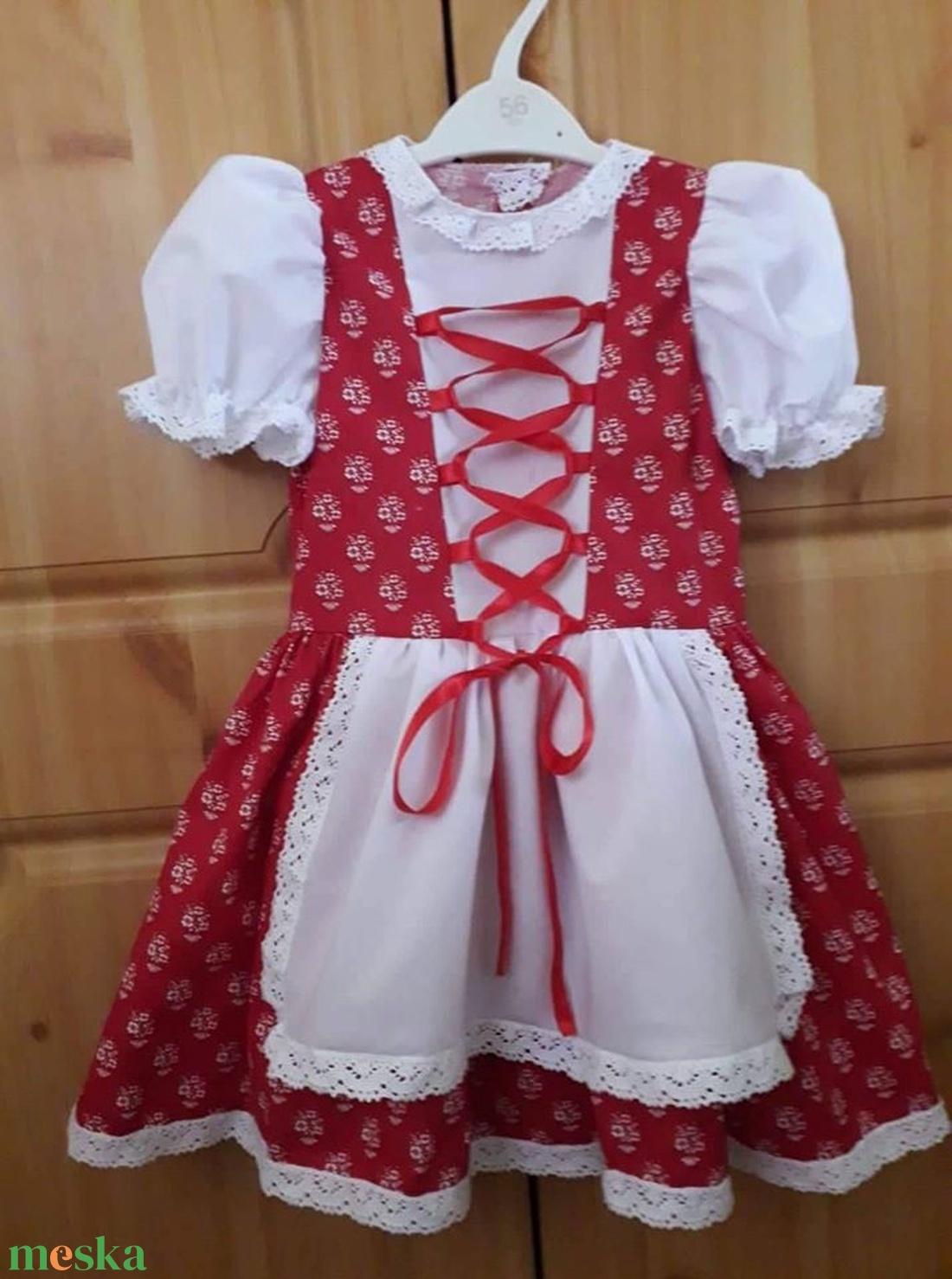 Magyaros ruha (56-98-as méret) - ruha & divat - babaruha & gyerekruha - ruha - Meska.hu