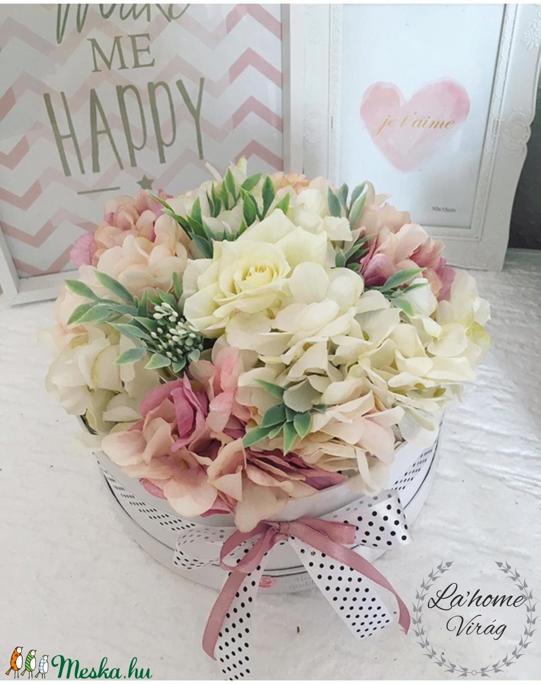 Virág box (Lahome) - Meska.hu
