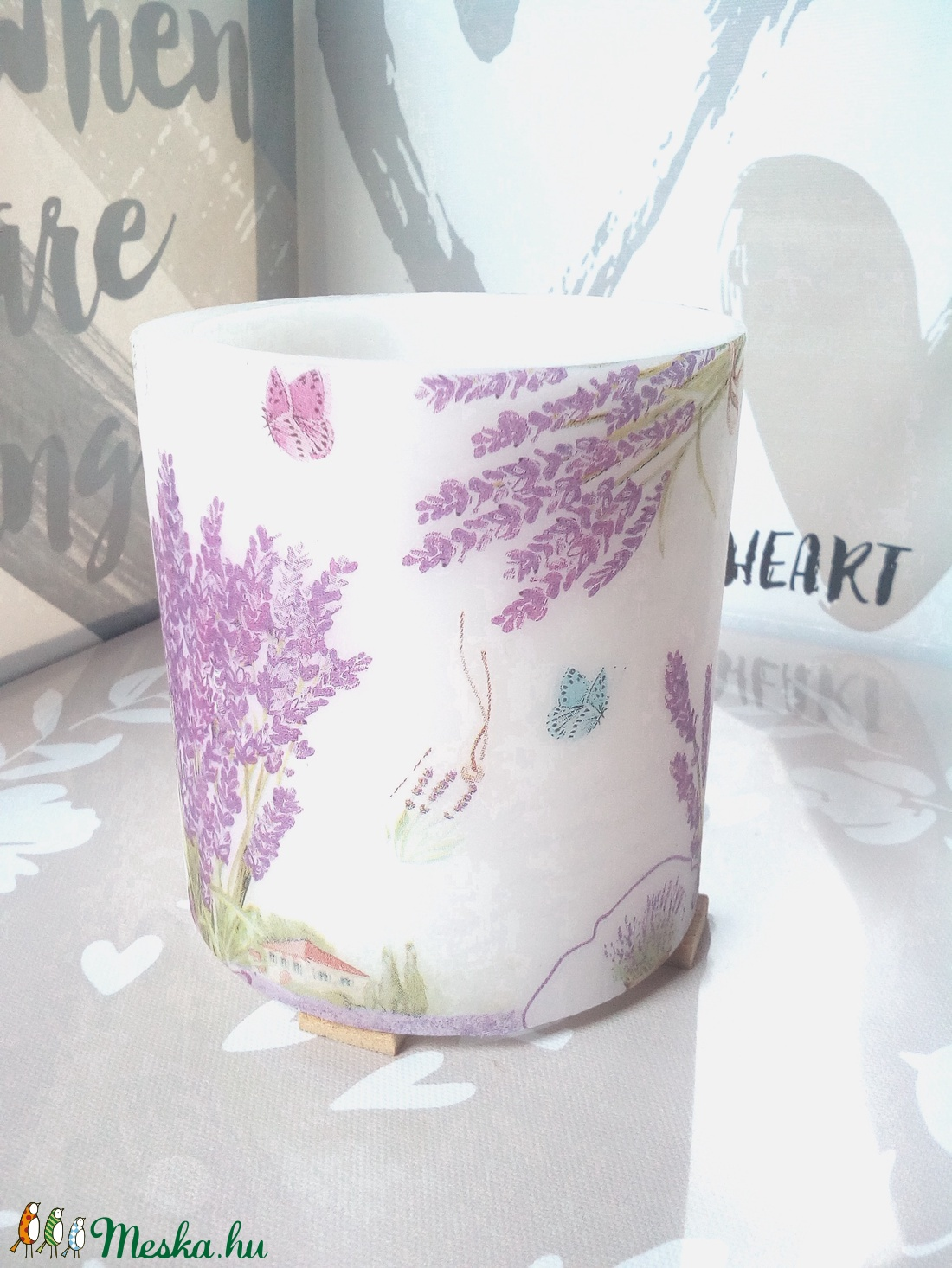 Bouquet de lavandeLampiongyertya  (lampiongyertya) - Meska.hu