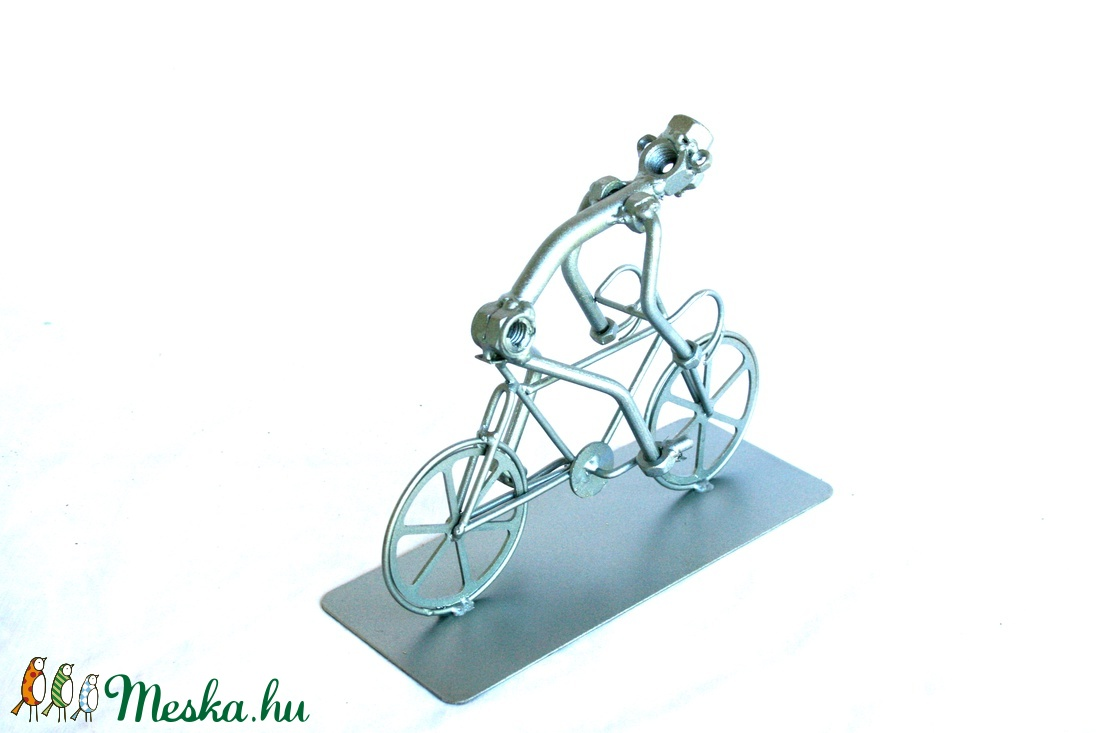 Versenykerékpáros ajándék férfinek - nőnek - otthon & lakás - dekoráció - Meska.hu