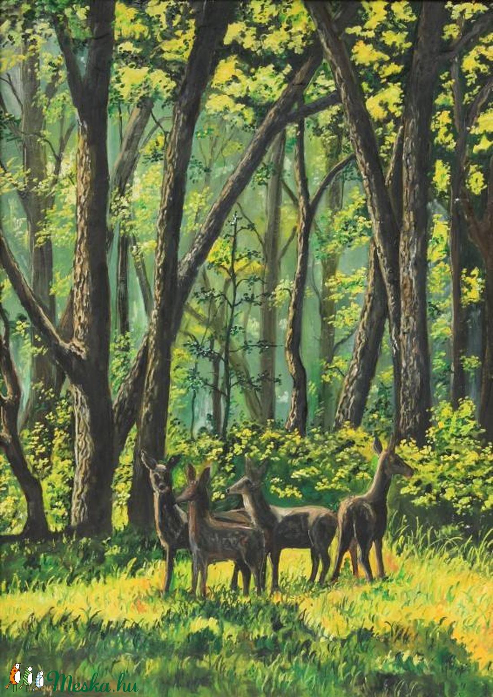Bűvös erdő (lengyelmate0522) - Meska.hu